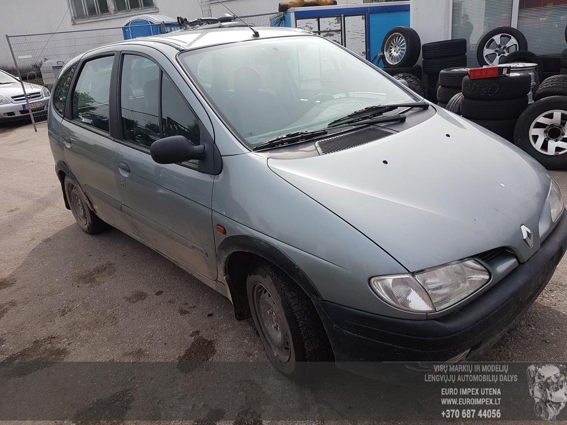 7703297189 N A Fuse Box Renault Scenic 1998 19l 9eur Eis00132392 In Foto 3 199601 199909 Diesel 19