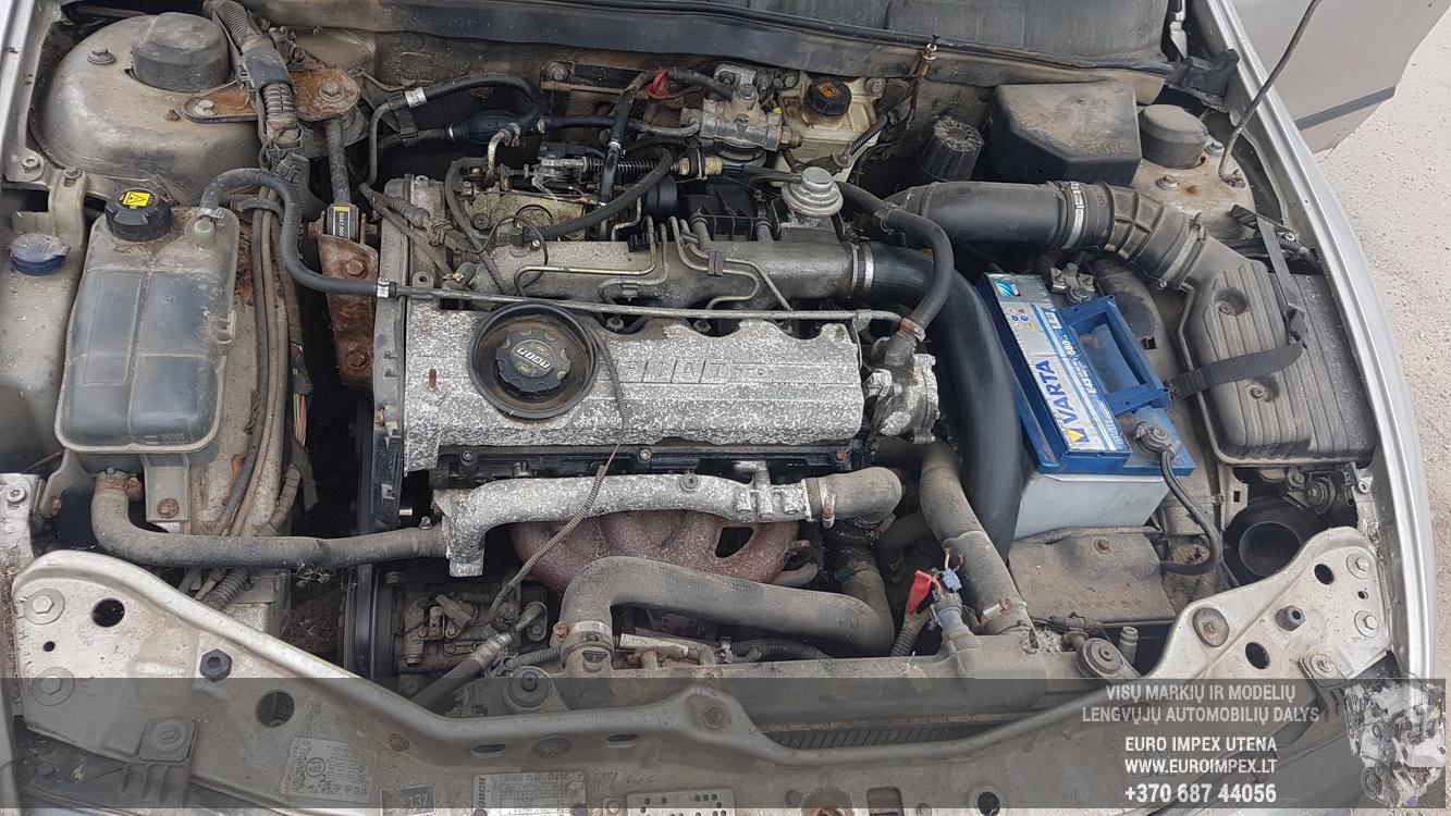 46443390 A223 Fuse Box Fiat Marea Weekend 1997 19l 19eur For Bravo Foto 3 199609 200208 Diesel 19
