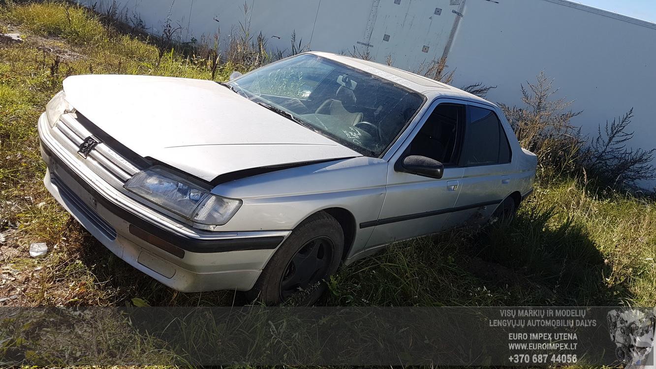 ... Foto-2 Peugeot 605 605 1989 - 1999 1990 Petrol 2.0 ...
