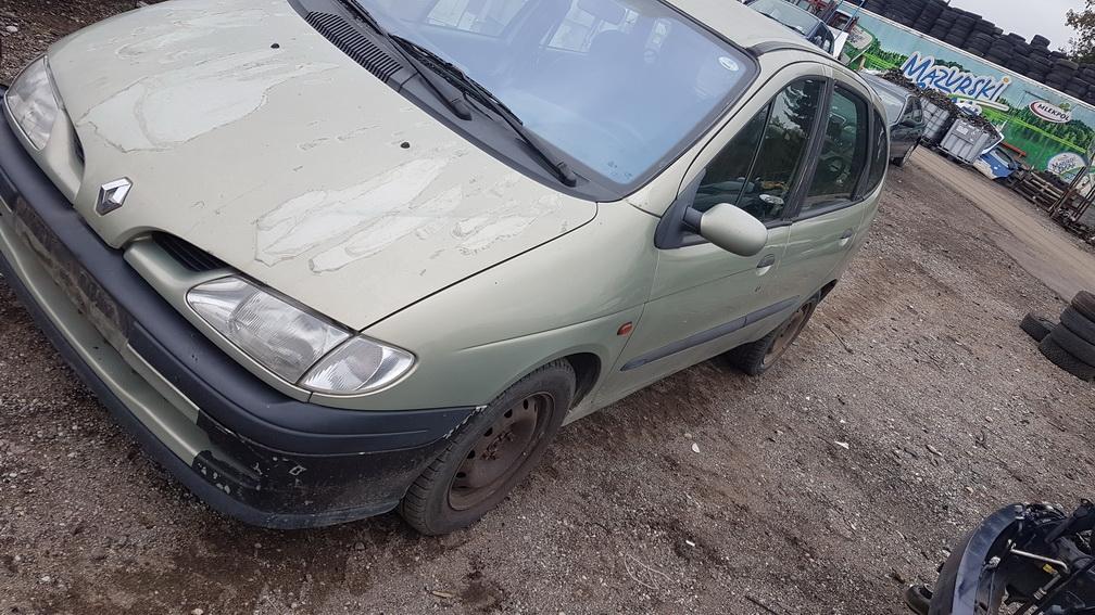 Foto-2 Renault Scenic Scenic, 1996.01 - 1999.09 1997 Benzinas 1.6