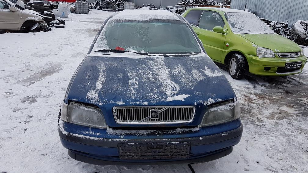 Foto-1 Volvo S40 S40, 1995.07 - 2000.07 1997 Petrol 1.6