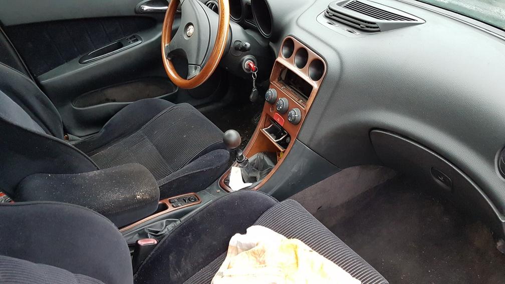 0281002474 Crankshaft Position Sensor Alfa-Romeo 156 1999 1 9L 14EUR