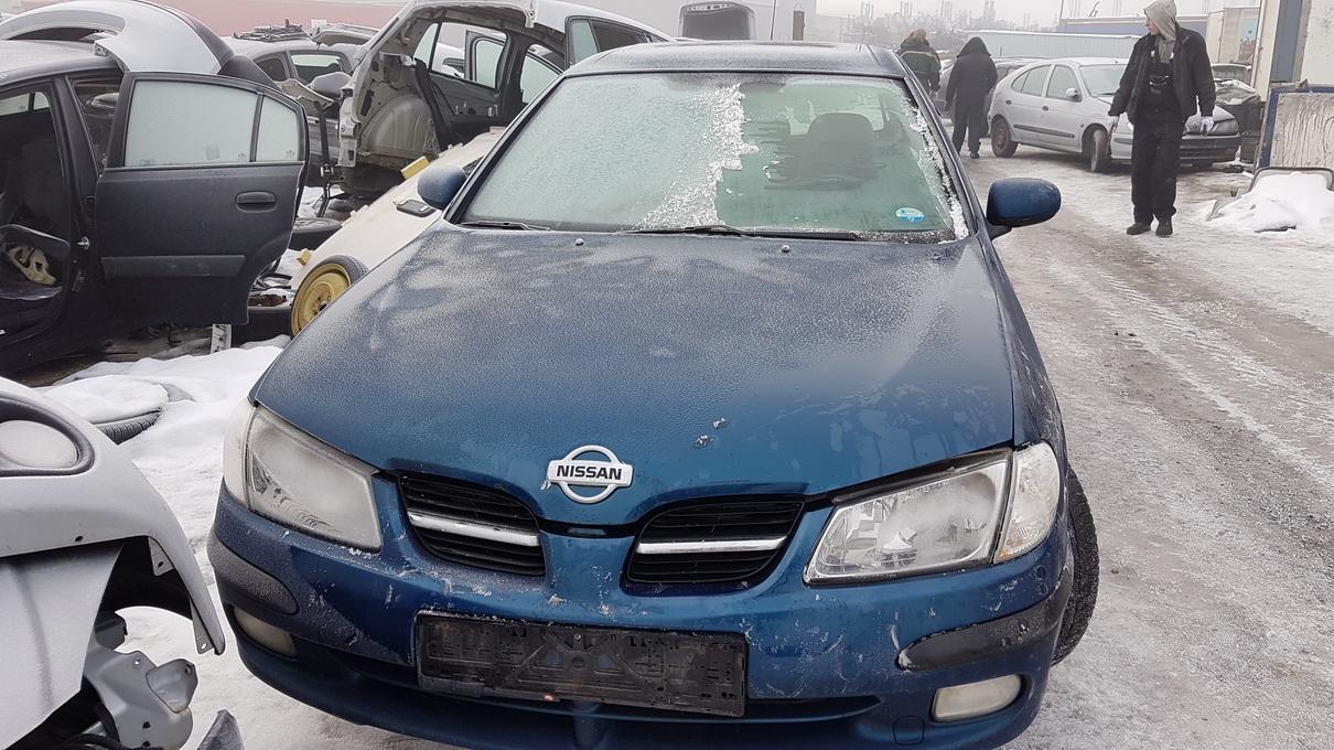 WRG-4669] Nissan Almera Fuse Box Location on