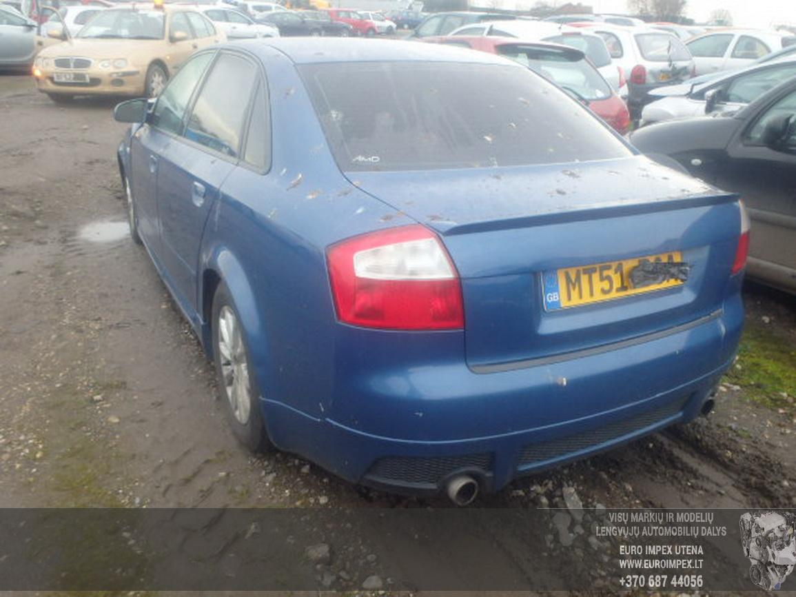 8l0951605 F005v00079 Horn Siren Audi A4 2001 1 8l 15eur Eis00101910