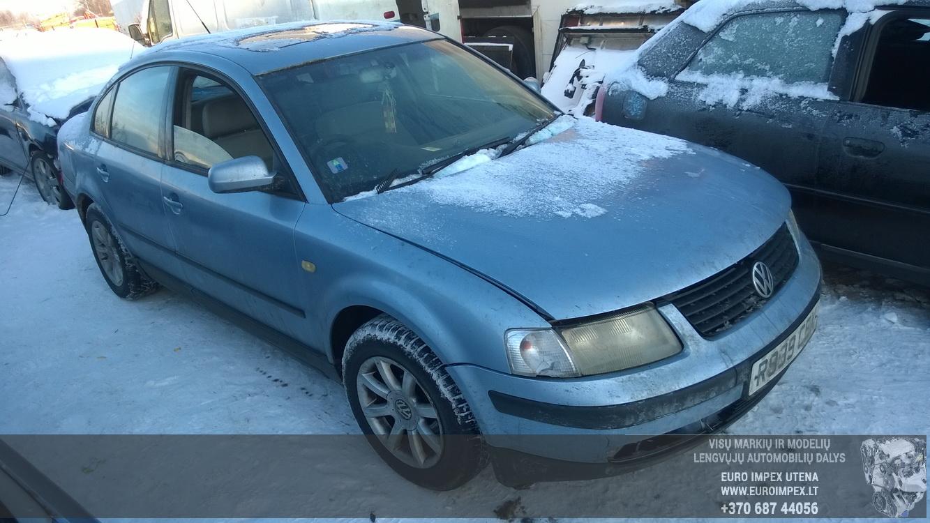 9650663880 32727495 Fuse Box Volkswagen Passat 1999 19l 30eur Used Car Foto 1 B5 199608 200011 Diesel 19