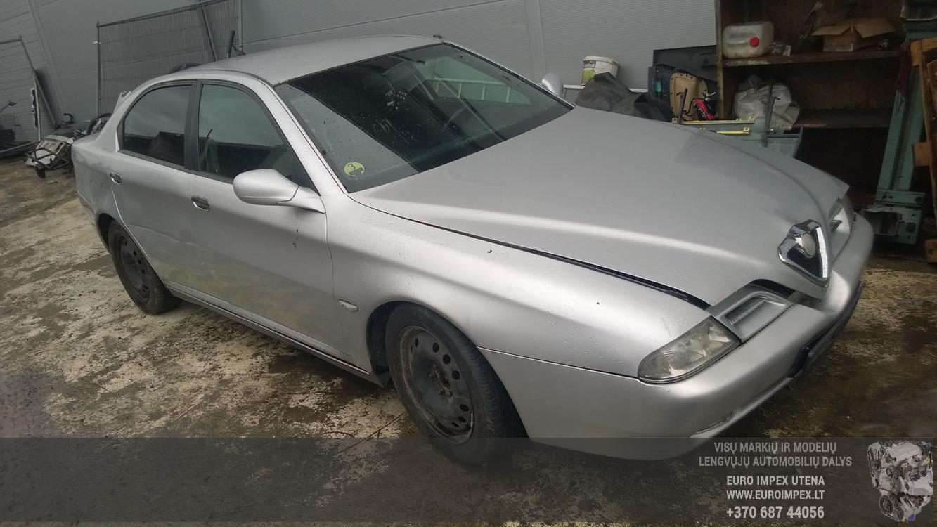 foto-1 alfa-romeo 166 166 1998 09 - 2003 10 2001 diesel 2 4