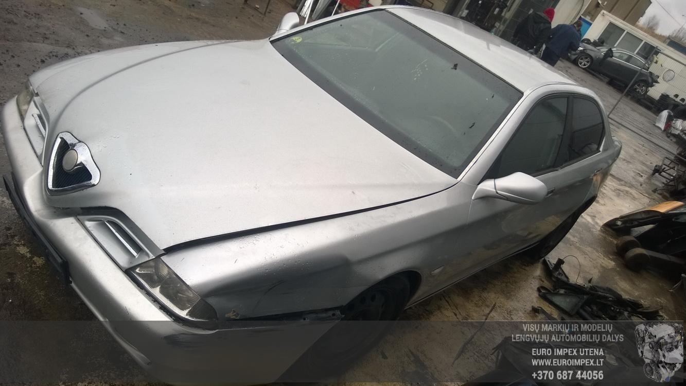 ... Foto-3 Alfa-Romeo 166 166 1998.09 - 2003.10 2001 Diesel 2.4 ...