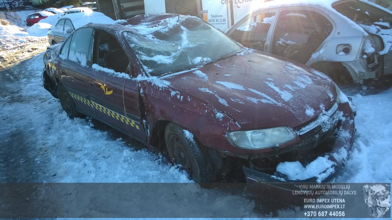 Foto-1 Opel Omega Omega, B 1994.03 - 1999.09 1996 Benzinas 2.0
