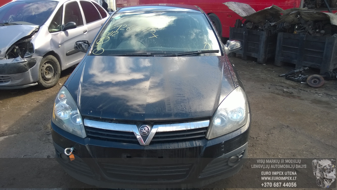 Foto-2 Opel Astra Astra, H  2004.03 - 2009.12 2006 Dyzelis 1.7