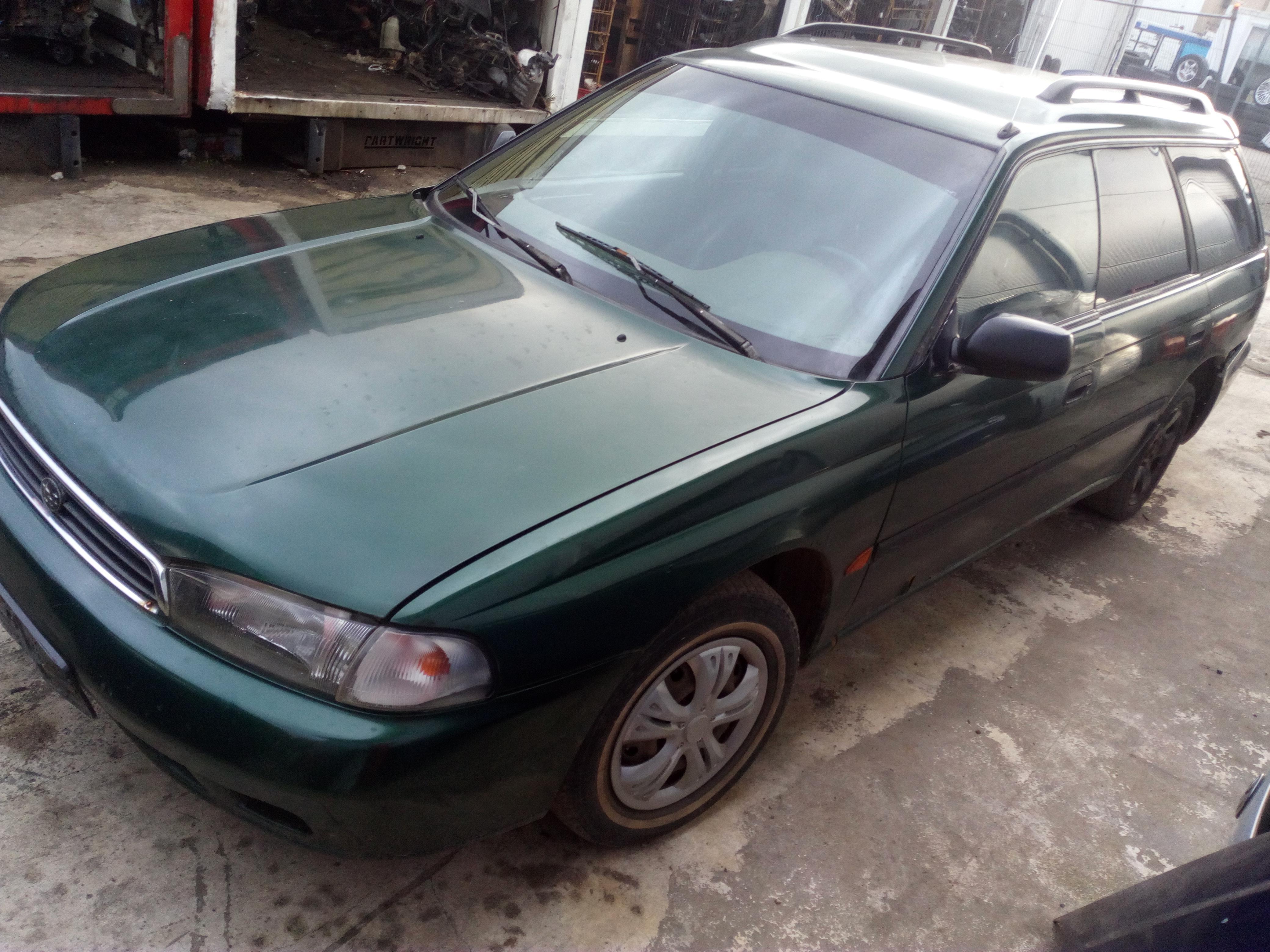 Used Fuse Box Subaru Legacy 1995 20l 20eur Eis00406587 Car 21kg