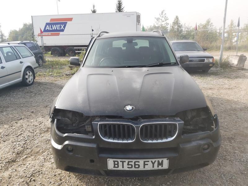 Foto-3 BMW X3 X3 E83, 2003.01 - 2010.06 2006 Dyzelis 2.0