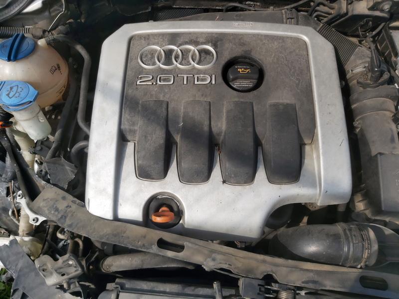 Foto-2 Audi A3 A3, 8P 2003.05 - 2005.06 2004 Dyzelis 2.0