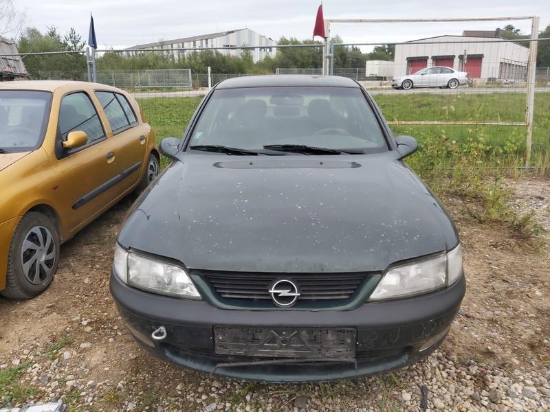 Foto-3 Opel Vectra Vectra, B 1995.09 - 2000.09 1999 Dyzelis 2.0