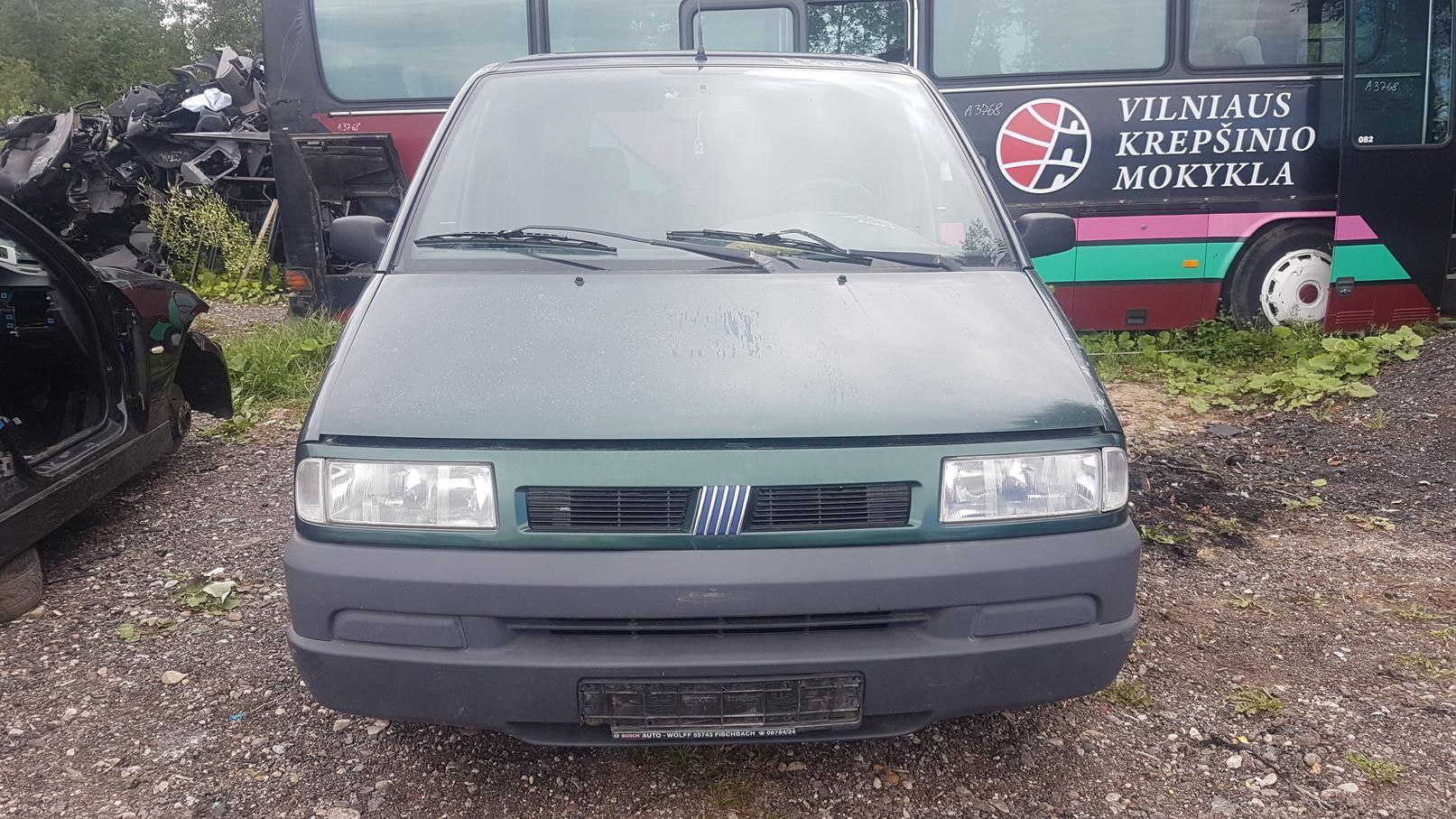 Lhd Used Steering Column Fiat Ulysse 1994 20l 60eur Eis00474828 Fuse Box In Foto 2 2002 Petrol 20
