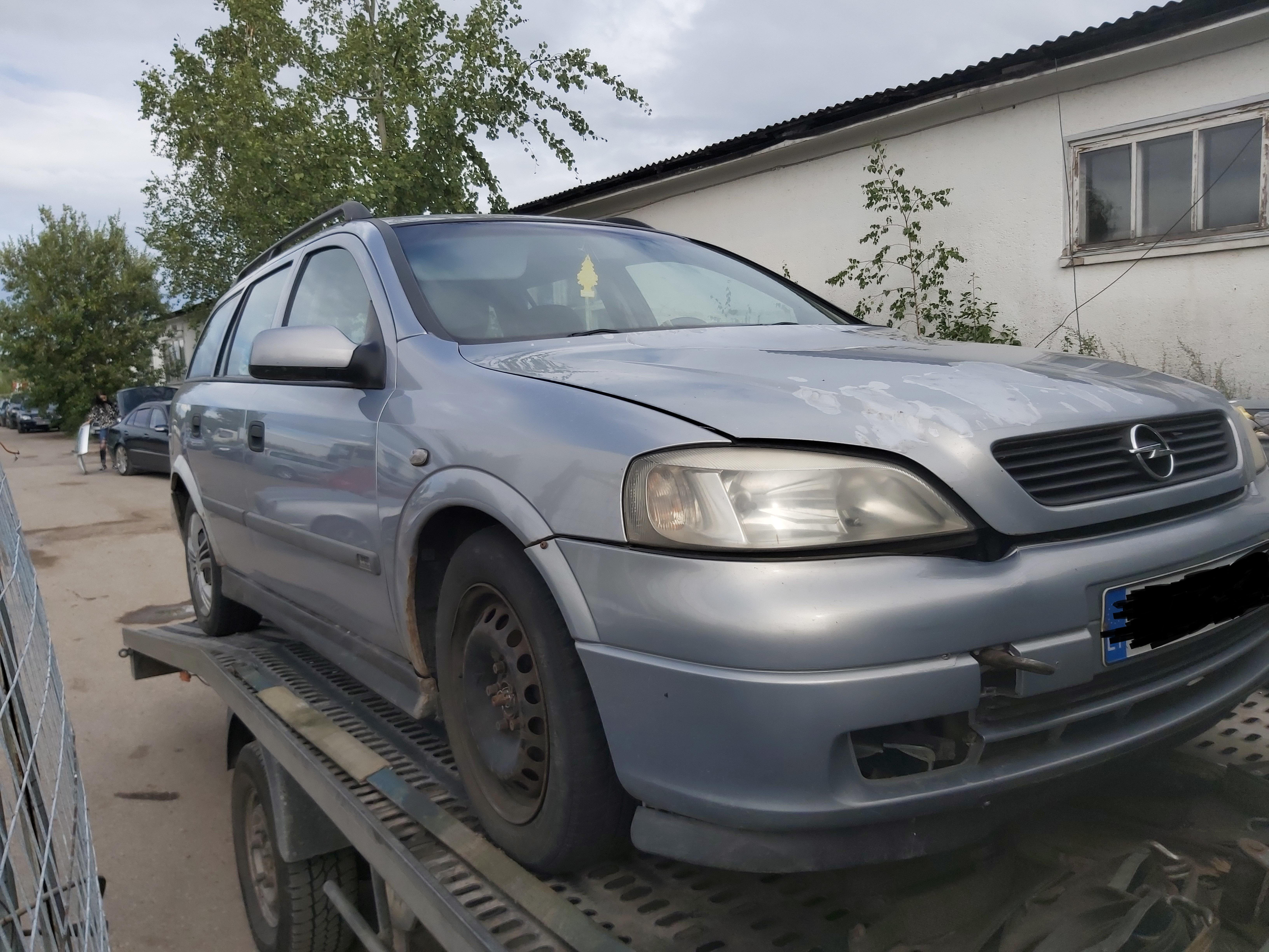 Foto-1 Opel Astra Astra, G 1998.09 - 2004.12 2000 Dyzelis 2.0