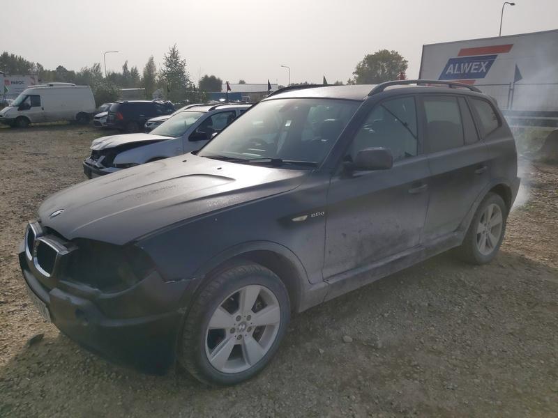 Foto-4 BMW X3 X3 E83, 2003.01 - 2010.06 2006 Dyzelis 2.0