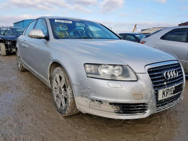 Foto-4 Audi A6 A6, C6 2008.10 - 2011.08 facelift 2010 Dyzelis 2.0