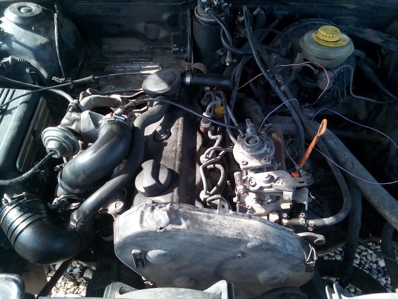 Foto-4 Audi 80 80, B4 1991.09 - 1995.01 1992 Dyzelis 1.9
