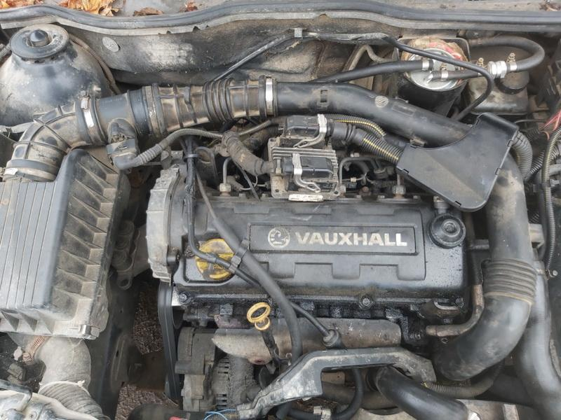 Foto-2 Opel Astra Astra, G 1998.09 - 2004.12 2001 Diesel 1.7