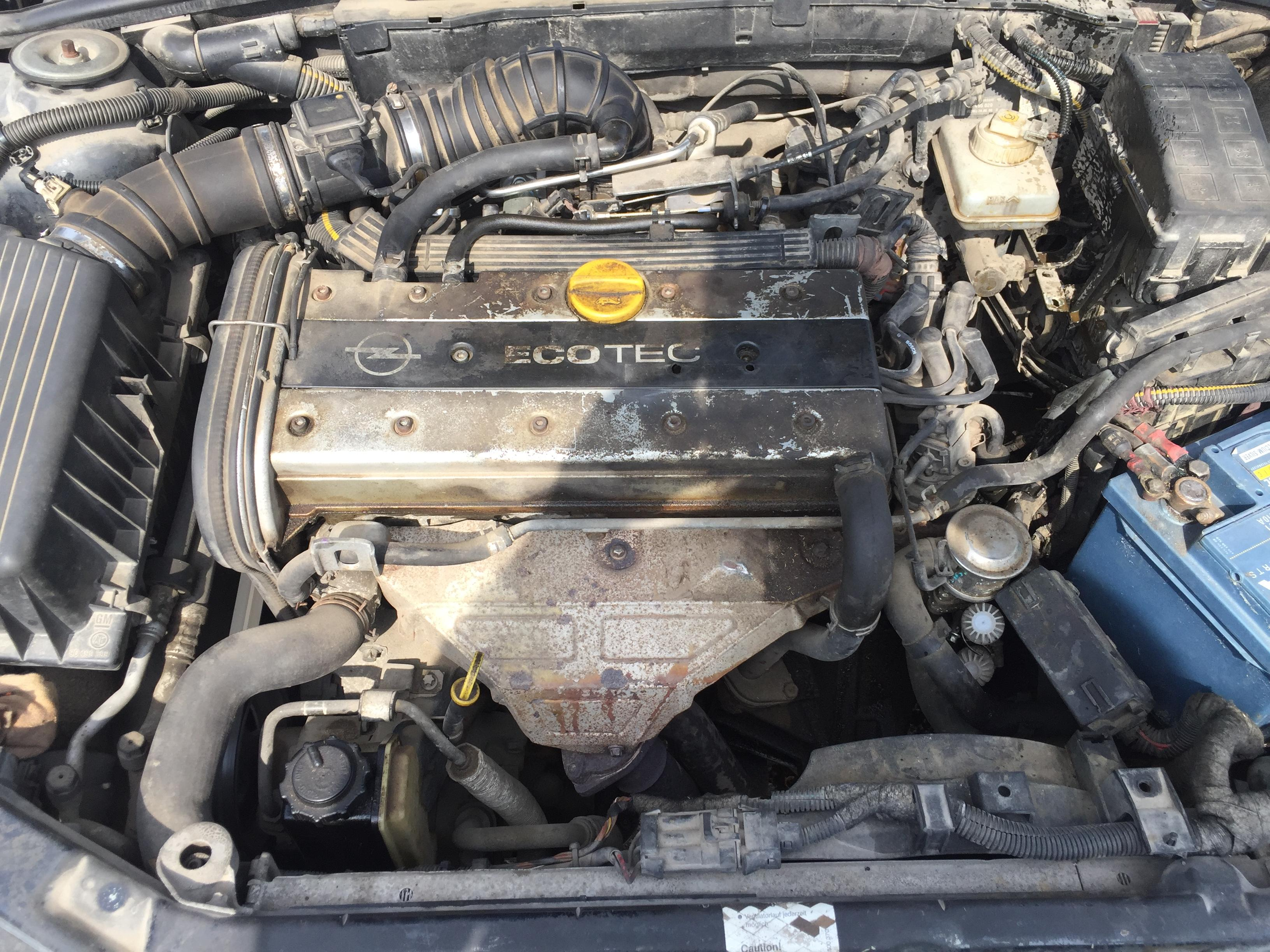 F18 Gearbox Opel Vectra 1998 18l 100eur Eis00254670 Used Parts Shop Vauxhall B Timing Marks Foto 2 199509 200009 Petrol 18