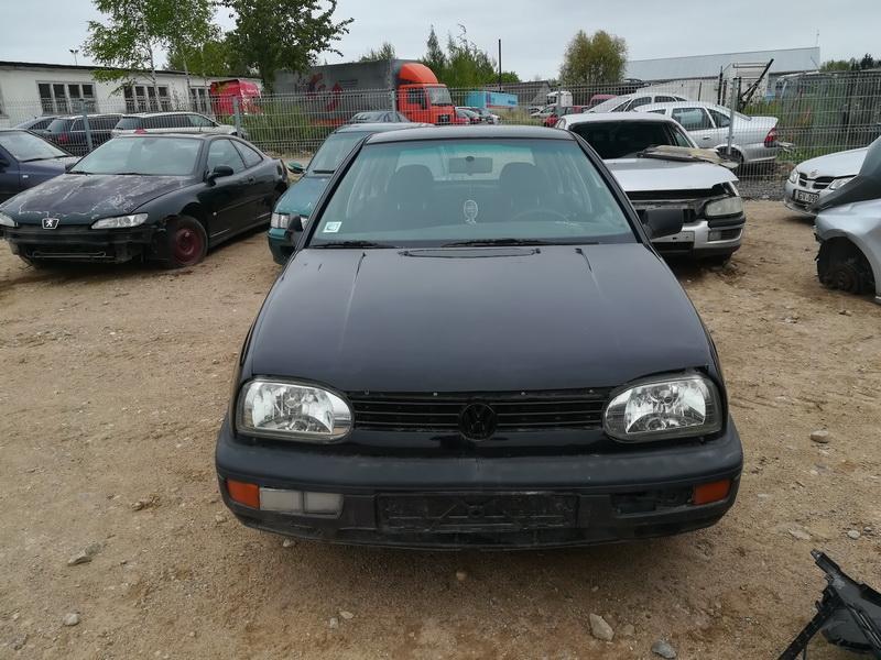 Foto-1 Volkswagen Golf Golf, III 1993.07 - 1999.04 1994 Benzinas 1.6
