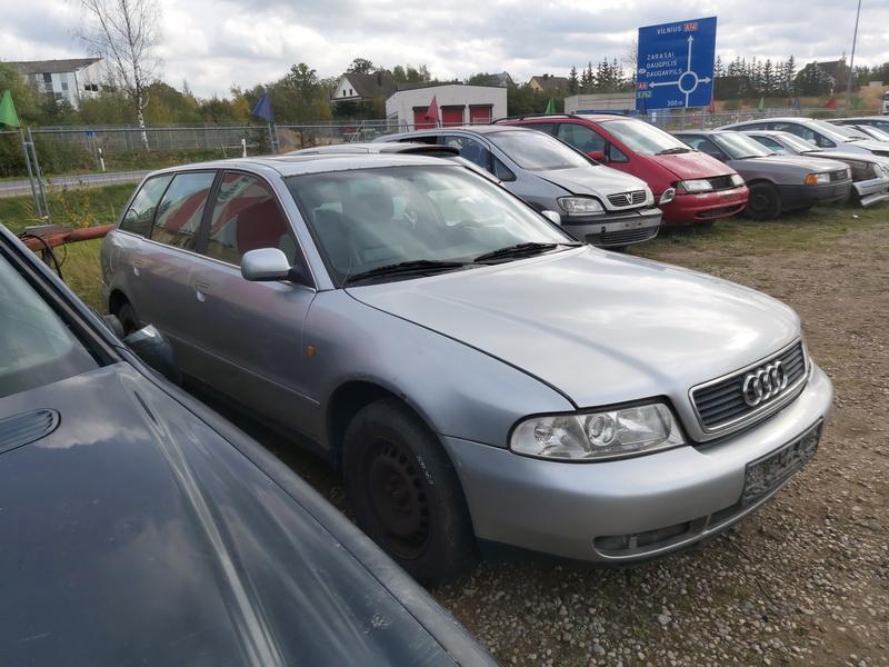 Foto-1 Audi A4 A4, B5 1999.09 - 2001.08 facelift 2000 Universal / wagon Diesel 2.5