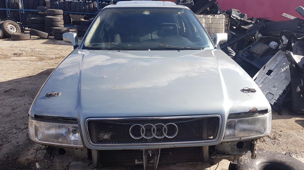 Foto-1 Audi 80 80, B3 1986.06 - 1991.09 1990 Sedanas Benzinas 2.0