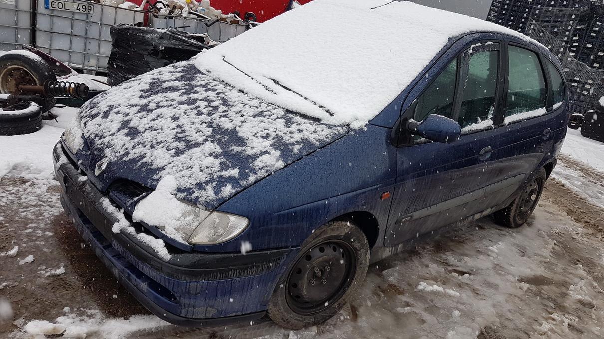 Foto-1 Renault Scenic Scenic, 1996.01 - 1999.09 1998 Diesel 1.9 ...