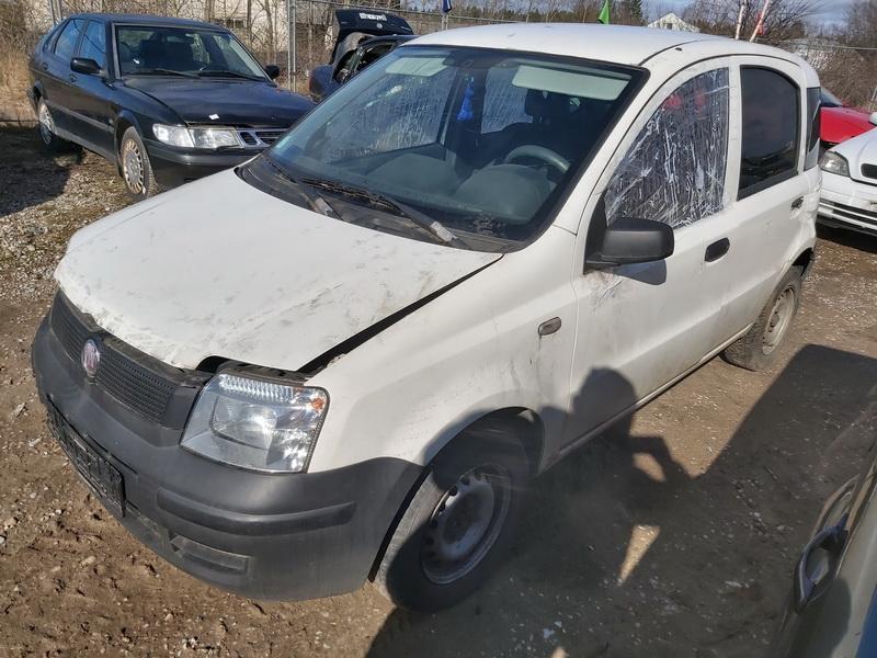 Foto-4 Fiat Panda Panda 2003 - 2012 2008 Benzinas 0.0