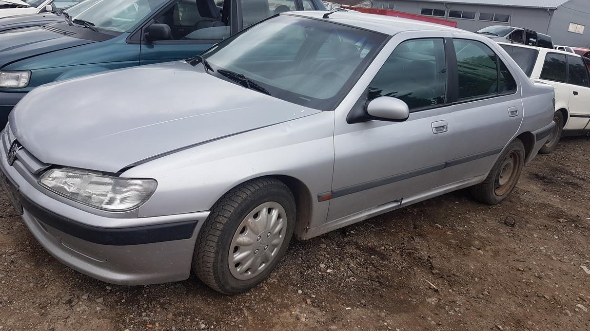 Foto-1 Peugeot 406 406, 1995.11 - 1999.03 1997 Diesel 1.9 ...