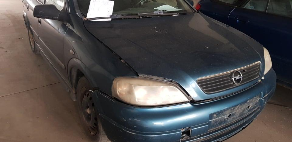 Foto-1 Opel Astra Astra, G 1998.09 - 2004.12 2001 Diesel 1.7