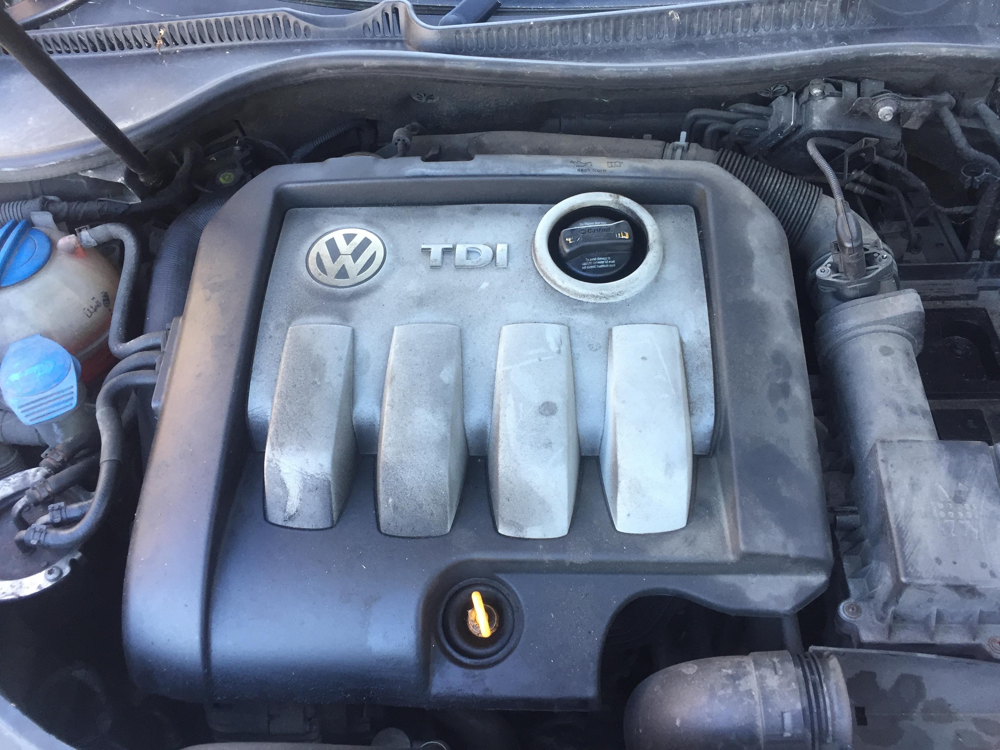 Foto-4 Volkswagen Golf Golf, V 2003.10 - 2008.10 2007 Dyzelis 1.9