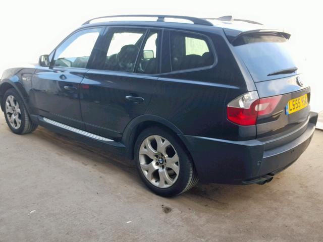 Foto-4 BMW X3 X3 E83, 2003.01 - 2010.06 2004 Benzinas 3.0