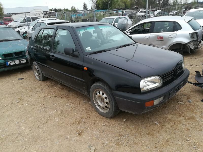 Foto-3 Volkswagen Golf Golf, III 1993.07 - 1999.04 1994 Benzinas 1.6