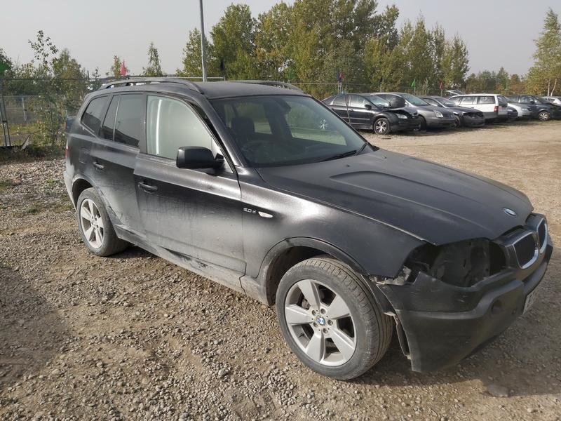 Foto-1 BMW X3 X3 E83, 2003.01 - 2010.06 2006 Dyzelis 2.0
