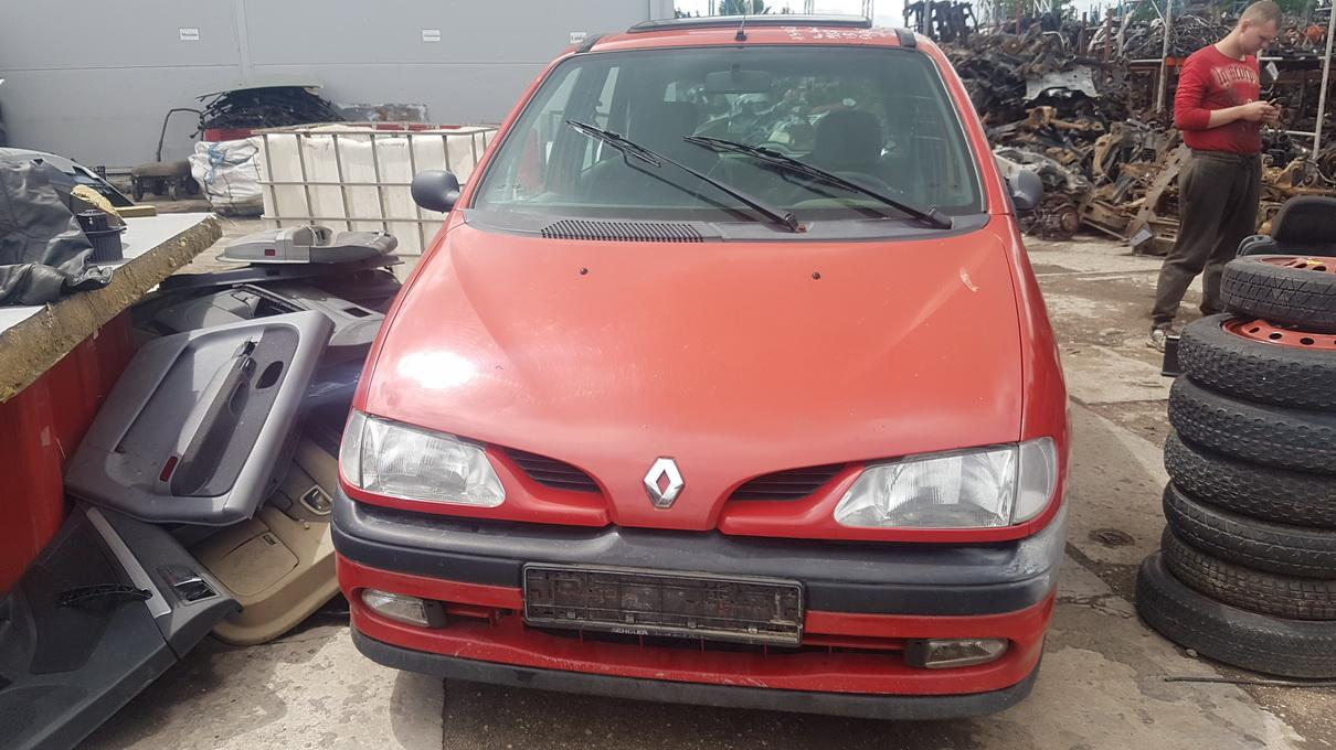Foto-1 Renault Scenic Scenic, 1996.01 - 1999.09 1998 Diesel 1.9