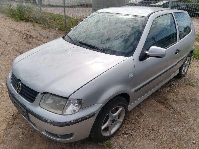 Foto-4 Volkswagen Polo Polo, III 1999.10 - 2001.09 facelift 2001 Dyzelis 1.4