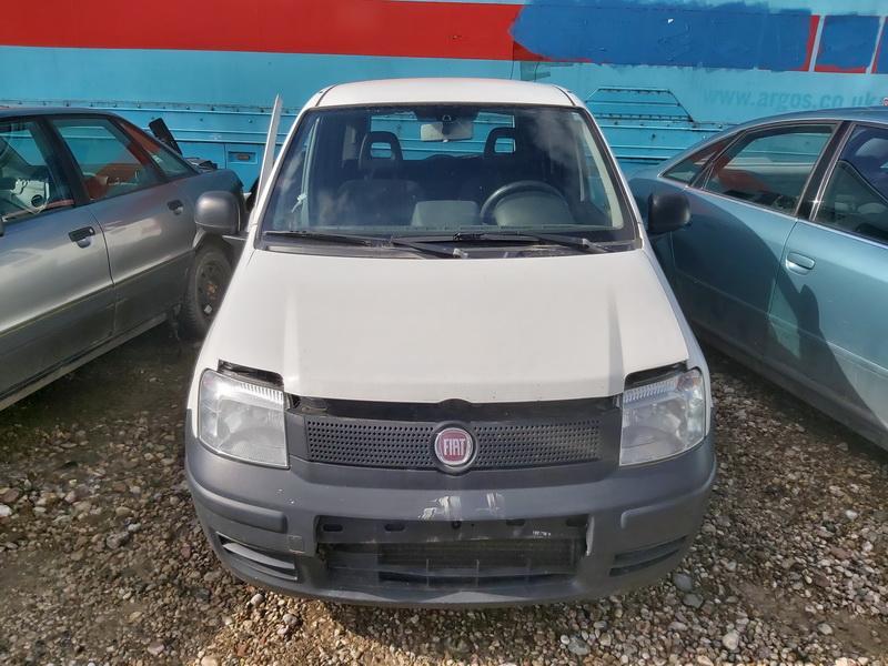Foto-3 Fiat Panda Panda 2003 - 2012 2007 Benzinas 0.0