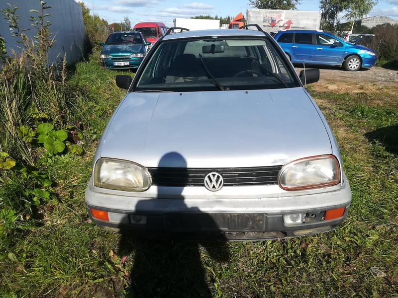 Foto-1 Volkswagen Golf Golf, III 1993.07 - 1999.04 1996 Dyzelis 1.9