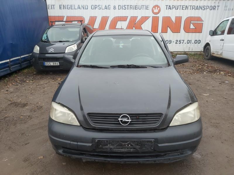 Foto-3 Opel Astra Astra, G 1998.09 - 2004.12 2001 Diesel 1.7