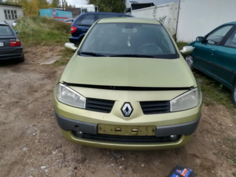 Foto-1 Renault Megane Megane, II 2002.11 - 2006.06 2003 Benzinas 1.6