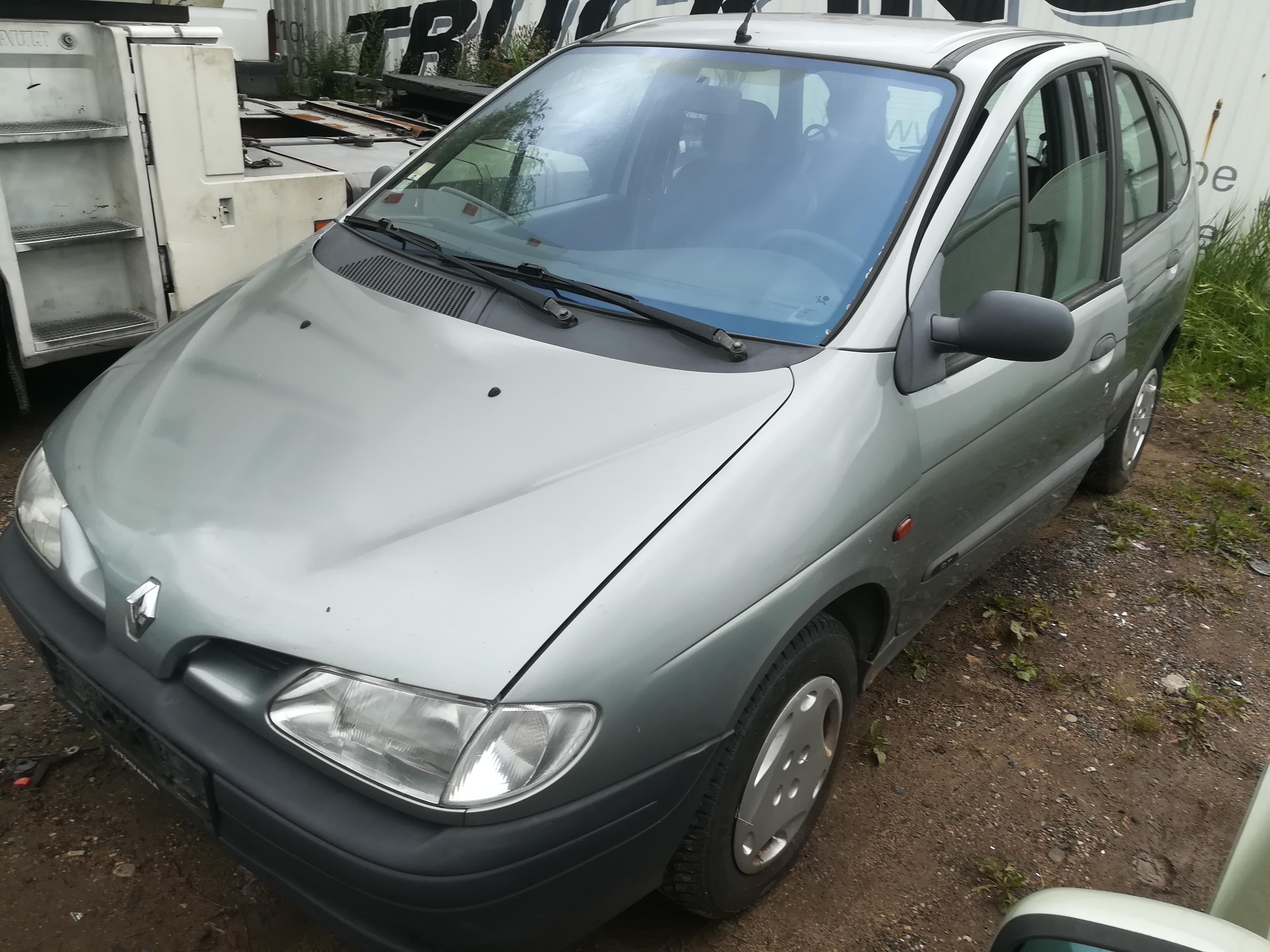 Foto-4 Renault Scenic Scenic, I 1996.01 - 1999.09 1998 Benzinas 2.0