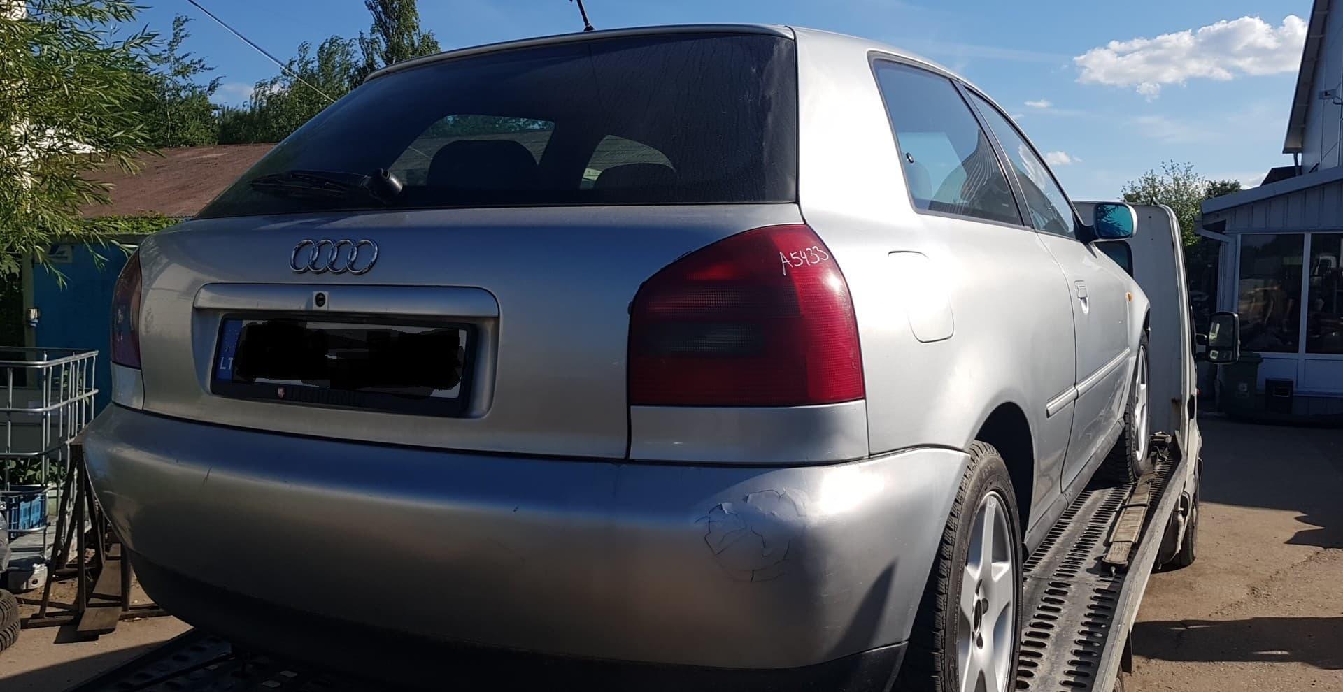 Foto-2 Audi A3 A3, 8L 1996.09 - 2000.10 1997 Dyzelis 1.9