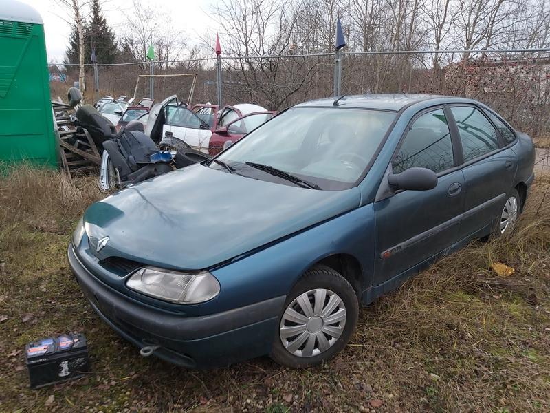 Foto-4 Renault Laguna Laguna, 1994.01 - 2001.03 1997 Dyzelis 2.2