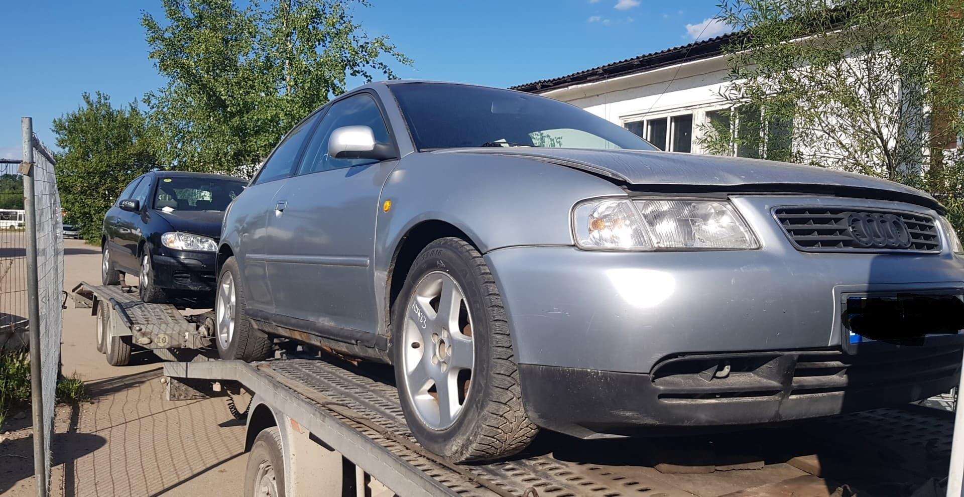 Foto-1 Audi A3 A3, 8L 1996.09 - 2000.10 1997 Dyzelis 1.9