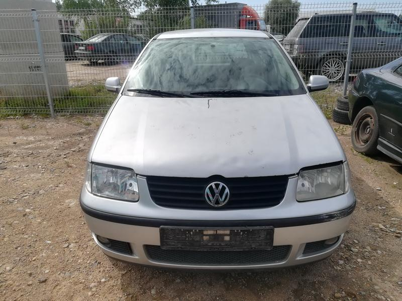 Foto-1 Volkswagen Polo Polo, III 1999.10 - 2001.09 facelift 2001 Dyzelis 1.4
