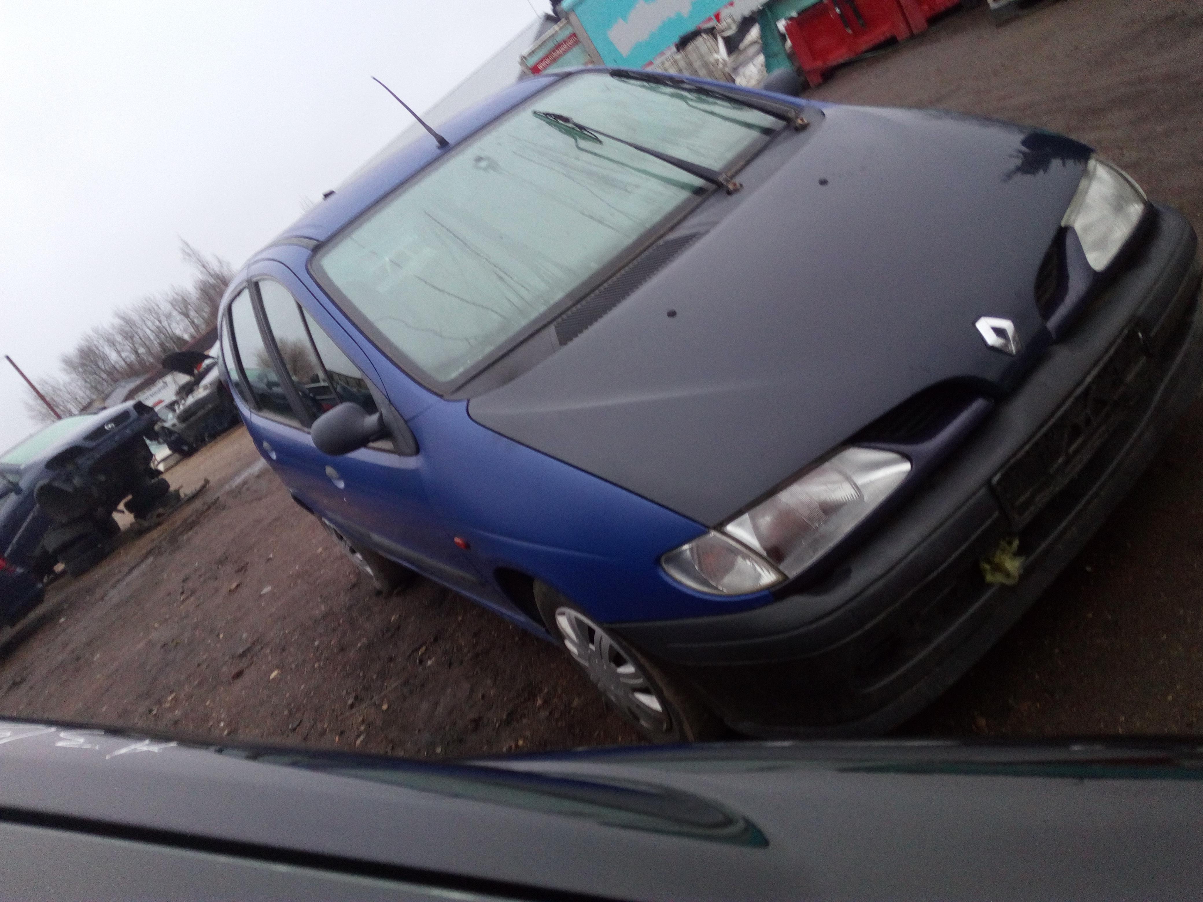 Foto-3 Renault Scenic Scenic, I 1996.01 - 1999.09 1997 Benzinas 1.6