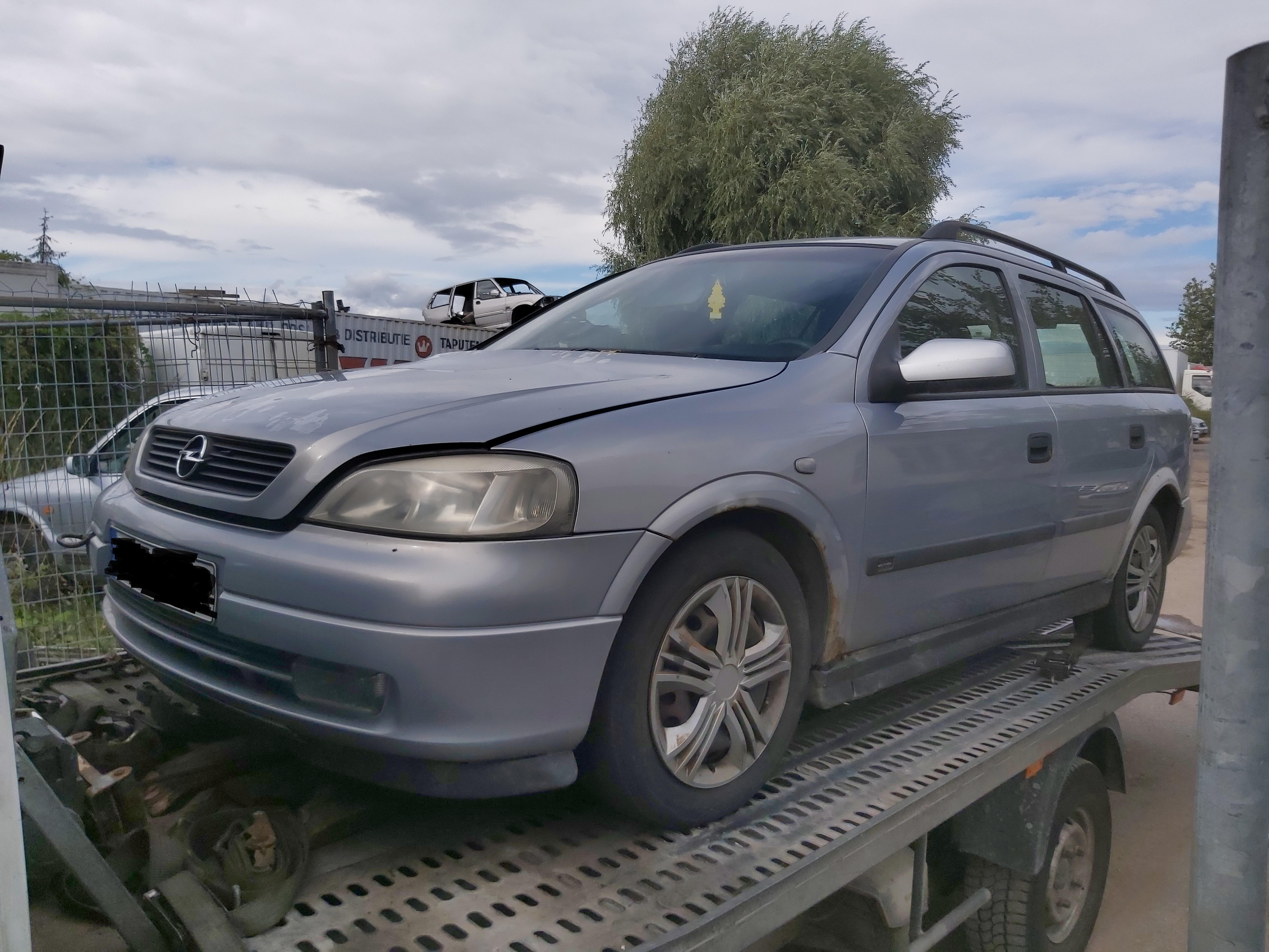 Foto-2 Opel Astra Astra, G 1998.09 - 2004.12 2000 Dyzelis 2.0