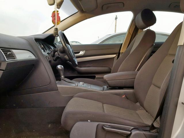 Foto-4 Audi A6 A6, C6 2005.01 - 2008.10 2005 Dyzelis 3.0