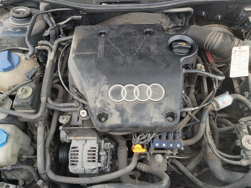 Foto-2 Audi A3 A3, 8L 1996.09 - 2000.10 1999 Benzinas 1.6